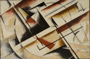 A. Wesnin- Abstract composition 1922