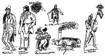 Weltschmerz, Moderne Zerrissenheit, Kölner Wirren, Der noble moderne Materialismus, Frauenemancipation, Zeitgeist, Emancipation des Fleisches
