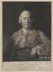 Bildnis des David Hume David Martin (1736) - Verlagsort- London - 1767 - Coburg, Kunstsammlungen der Veste Coburg