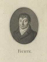 Bildnis des Fichte Johann Friedrich Bolt - 1812 - Leipzig, Universitätsbibliothek Leipzig, Porträtstichsammlung