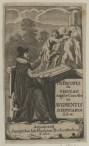 Bildnis des Fr. Bacon De Vervlam Johann Joachim Bockenhoffer - Verlagsort- Straßburg - 1654 - Berlin, Staatsbibliothek zu Berlin