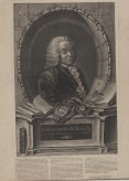 Bildnis des Franciscus Quesnay Jean-Charles François - 1769 - Berlin, Staatsbibliothek zu Berlin