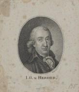 Bildnis des I. G. v. Herder Johann Christian Benjamin Gottschick - 1791_1844 - Halberstadt, Gleimhaus