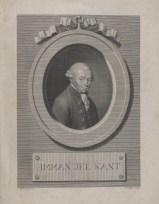 Bildnis des Immanuel Kant Johann Heinrich Lips - 1791_1817 - Berlin, Staatsbibliothek zu Berlin