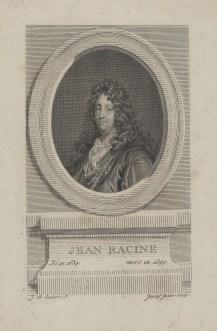 Bildnis des Jean Racine François Robert Ingouf (1747) - um 1770 - München, Staatliche Graphische Sammlung