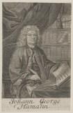 Bildnis des Johann George Hamann - Nürnberg, Germanisches Nationalmuseum, Graphische Sammlung