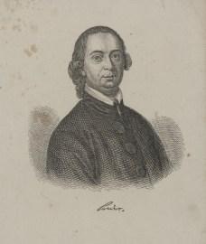 Bildnis des Johann Gottfried von Herder - Berlin, Staatsbibliothek zu Berlin - Preußischer Kulturbesitz, Handschriftenabteilung 1