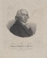 Bildnis des Johann Gottfried von Herder - Berlin, Staatsbibliothek zu Berlin - Preußischer Kulturbesitz, Handschriftenabteilung 3