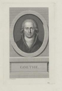 Bildnis des Johann Wolfgang Goethe Martin Matthias Carl Darnmann - Verlagsort- Sulechów - 1803_1823 - Coburg, Kunstsammlungen der Veste Coburg
