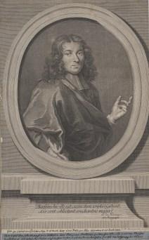 Bildnis des Pierre Bayle Johann Martin Bernigeroth - faktischer Entstehungsort- Leipzig - 1741 - Berlin, Staatsbibliothek zu Berlin
