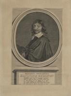 Bildnis des Renatus Descartes S. Bosch (1651) - 1651_1700 - Halberstadt, Gleimhaus