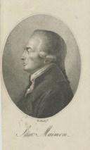 Bildnis des Sam. Maimon Wilhelm Arndt (1750) - 1767_1813 - Leipzig, Universitätsbibliothek Leipzig, Porträtstichsammlung