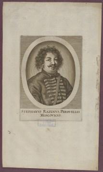 Bildnis des Stephanvs Razinvs - Berlin, Staatsbibliothek zu Berlin