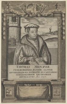 Bildnis des Thomas Münzer - Coburg, Kunstsammlungen der Veste Coburg