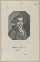 Bildnis des Thomas Paine Albert Schule - Gebrüder Schumann - Verlagsort- Zwickau - 1822 - Berlin, Staatsbibliothek zu Berlin