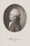 Bildnis Maximilien (-François-Marie-Isidore-Joseph) Robespierre Wolfenbüttel, Herzog August Bibliothek