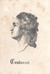 Condorcet, Antoine Marquis - Wien, Österreichische Nationalbibliothek, Bildarchiv und Grafiksammlung