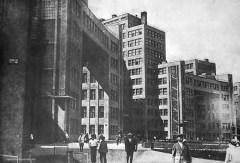 Строительство здания проходило в 1925-1928 годы