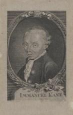 Kant, Immanuel (Prof. für Logik und Metaphysik; Rektor; zunächst Hauslehrer und Bibliothekar) Karl Robert Schindelmeyer, Stecher um 1795