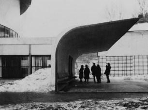 Robert Byron, the planetarium in Moscow, Architects - Barshch, Mikhail (Osipovich) Sinyavski, M.I. 1929a