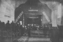 "THE PRIVATE CHAPEL OF THE ""TROITSKOE PODVORE"" (Church of the Trinity) TRANSFORMED INTO AN ATHEIST'S CLUB"