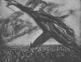 """ TIm MASS ON THE MARCH."" (Radek, painting by Kupka)"