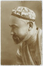 Achmedjean Aca Uzmozaif, player of reeds, Uzbek Musical Theatre, Soviet Central Asia