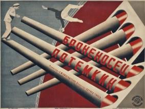 Eisenstein Battleship Potemkin, Stenberg Brothers 1926