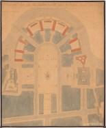 Hans Poelzig (1869-1936) Erweiterung des Reichstags und Neugestaltung des Platzes der Republik, Berlin-Tiergarten (1929)