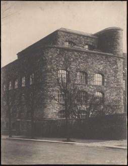Hans Poelzig (1869-1936) Fabrik Sigmund Goeritz AG, Chemnitz (1924-1926)x