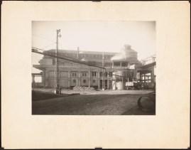 Hans Poelzig (1869-1936) Gaswerk, Dresden-Reick (1916-1918)d