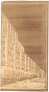Hans Poelzig (1869-1936) Geschäftshaus S. Adam, Leipziger Straße_ Friedrichstraße, Berlin (1928)z