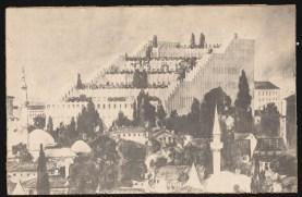 Hans Poelzig (1869-1936) Haus der Freundschaft, Istanbul (1916)