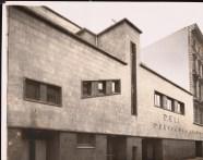 Hans Poelzig _ Albert Vennemann Deli-Lichtspiele, Breslau (1926-1927)