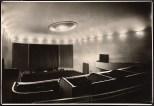 Hans Poelzig, Arthur Köster Neugestaltung der Umgebung des Bülowplatzes (Scheunenviertel), Berlin. Lichtspielhaus Babylon und Wohnungsbauten (1929)b
