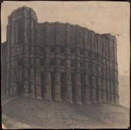 Hans Poelzig Bismarckdenkmal auf der Elisenhöhe, Bingen 1910
