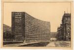 Hans Poelzig Erweiterung des Reichstags und Neugestaltung des Platzes der Republik, Berlin-Tiergarten (1929)e
