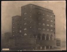 Hans Poelzig Fabrikgebäude Werdermühle, Breslau (1907-1908)g