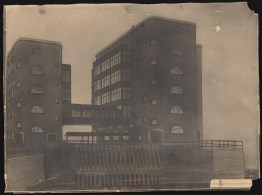 Hans Poelzig Fabrikgebäude Werdermühle, Breslau (1907-1908)h