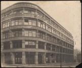 Hans Poelzig Geschäftshaus Junkernstraße, Breslau (1911-1913)