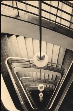 Hans Poelzig Haus des Rundfunks, Berlin-Charlottenburg Treppenhaus, Flure