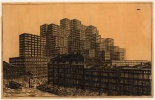 Hans Poelzig Messehaus, Hamburg (1925)l
