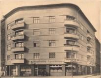 Hans Poelzig Neugestaltung der Umgebung des Bülowplatzes (Scheunenviertel), Berlin. Lichtspielhaus Babylon und Wohnungsbauten (1927-1929)c