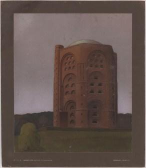Hans Poelzig Wasserturm Am Waisenhaus, Hamburg