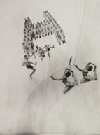 László Moholy-Nagy Dream of Boarding School Girls 1924