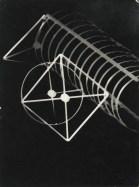 László Moholy-Nagy FOTOGRAMM (PHOTOGRAM WITH DIAGRAMMATIC
