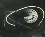 László Moholy-Nagy PHOTOGRAM (WIRE GAUGE WITH LINEAR ACCENTS)