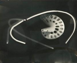 László Moholy-Nagy PHOTOGRAM (WIRE GAUGE WITH LINEAR ACCENTS)