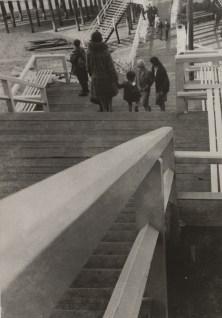 László Moholy-Nagy The Boardwalk Before 1931