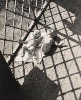Laszlo Moholy-Nagy, (Puppen [In der Mittagsonne, Puppen im Sonnenbad]) Dolls (In the Midday Sun; Dolls Taking a Sunbath) Work Type photograph Date 1926; printed ca. 1937-1947 Material gelatin silver print Measurements 9 11_16 in. x 7 7_8 in
